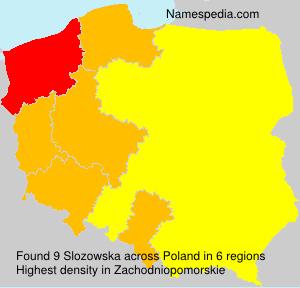 Slozowska