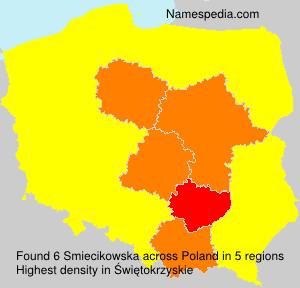 Smiecikowska - Poland