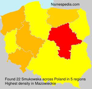Smukowska