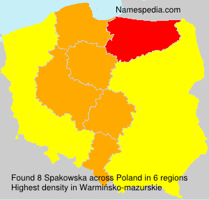 Spakowska