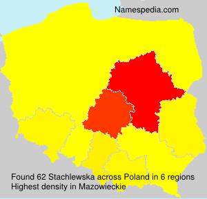Stachlewska