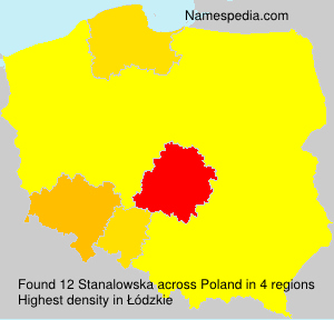 Stanalowska
