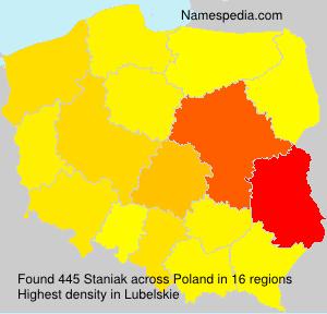 Staniak