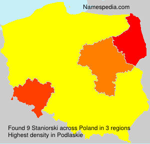 Staniorski