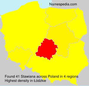Stawiana
