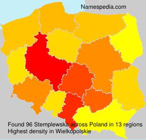 Stemplewska - Names Encyclopedia