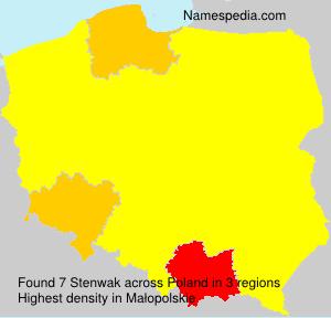 Stenwak