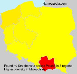 Strzebonska - Poland