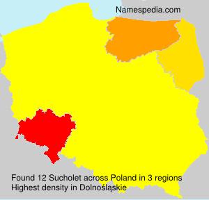 Sucholet