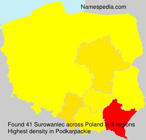 Surowaniec - Poland