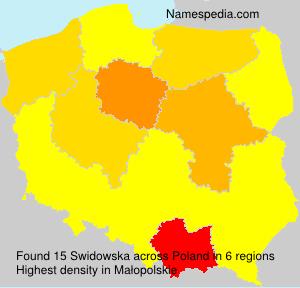 Swidowska