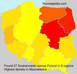 Szafranowski