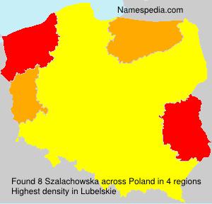 Szalachowska