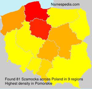 Szamocka