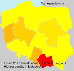 Szaranski