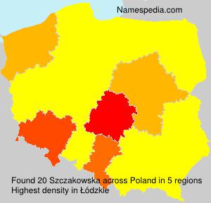 Szczakowska