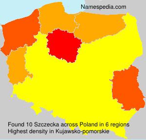 Szczecka