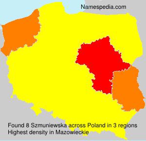 Szmuniewska