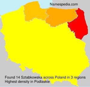 Sztabkowska