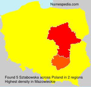 Sztabowska