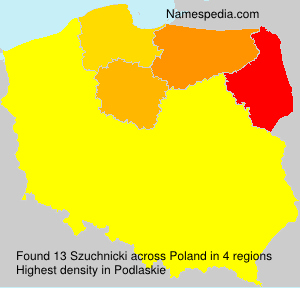 Szuchnicki