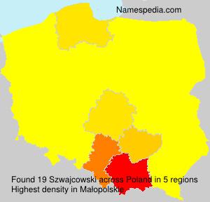 Szwajcowski