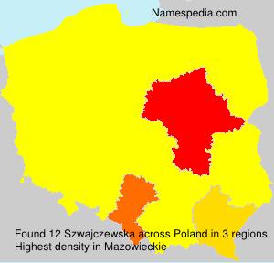 Szwajczewska
