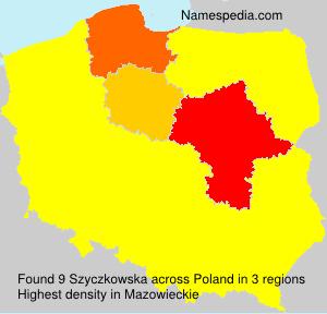 Szyczkowska