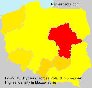 Szyderski