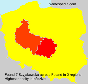 Szyjakowska