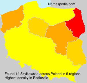 Szylkowska