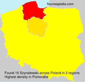 Szynalewski