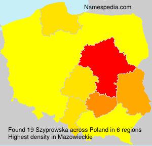 Szyprowska