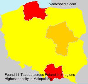 Tabeau