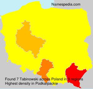 Tabinowski