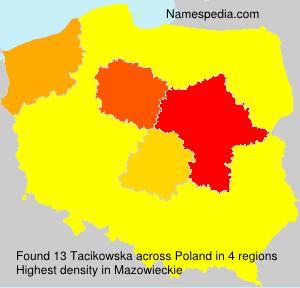Tacikowska