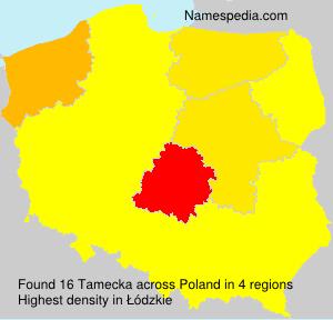 Tamecka