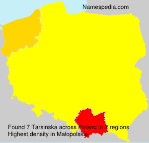 Tarsinska