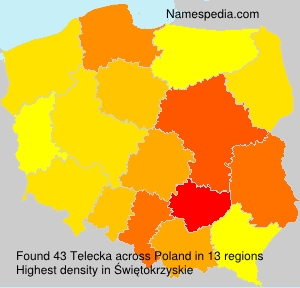 Telecka