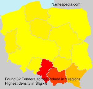 Tendera