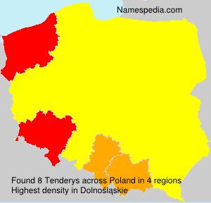Tenderys