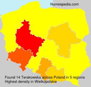Terakowska