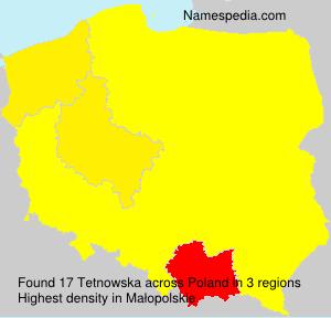 Tetnowska