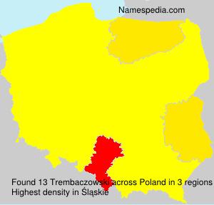 Trembaczowski