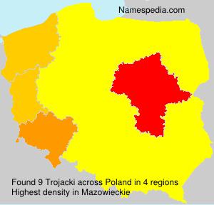 Trojacki