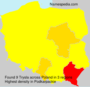 Trysla