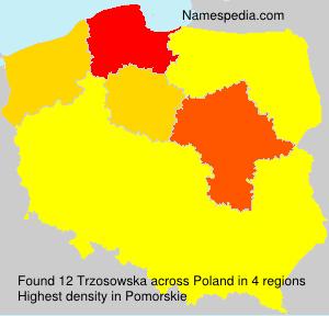 Trzosowska