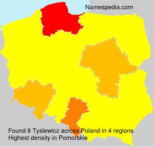 Tyslewicz