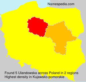 Ulandowska
