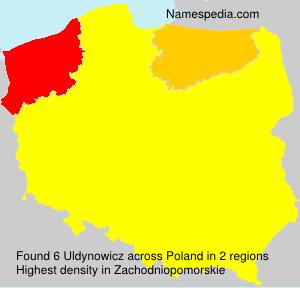 Uldynowicz